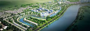 Khu đô thị mới Lê Hồng Phong I - Tiểu khu 3